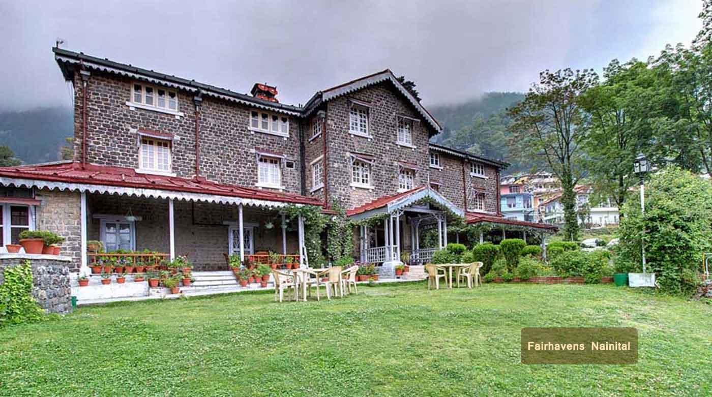 Hotel Chevron Fairhavens Nainital Hotels In Resort